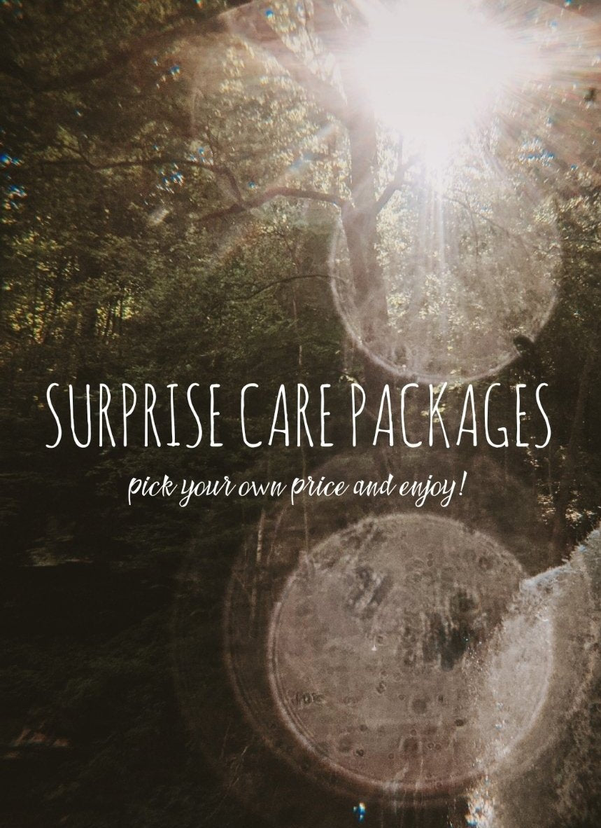 An Intuitive Care Package/Mystery Item