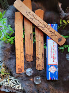 Nag Champa Incense Burner Bundles