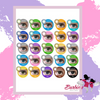 Barbie Romance Contact Lens All Colors