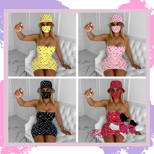 Barbie Three Piece Set