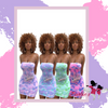 Barbie Summer sexy women dresses