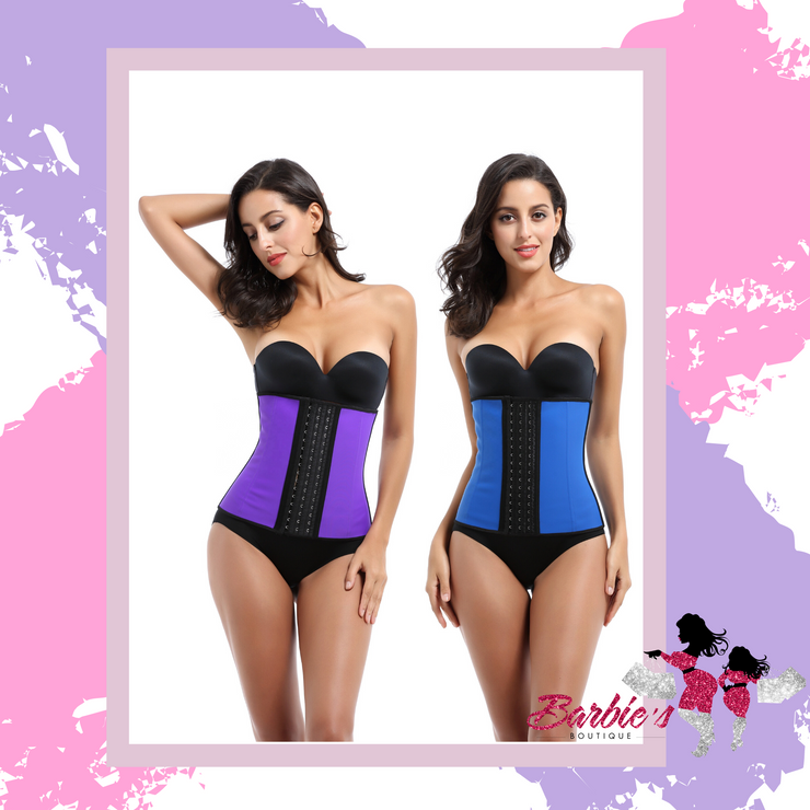 Barbie Waist Trainer Corset for Weight Loss Support