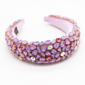 Barbie Diamonds Headbands Colored Vintage