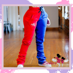 Barbie Stacked Pants