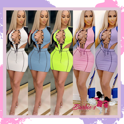 Barbie Two piece Set