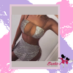 Barbie Bling Two Piece Skirt Set