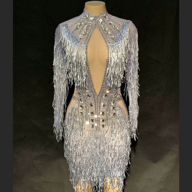 Barbie Bling Stunning Crystal Dress