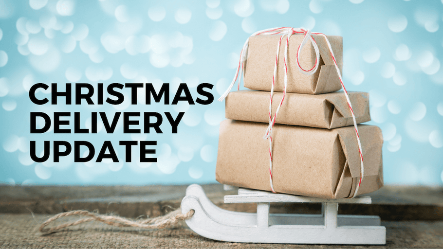 Christmas Postage Delays
