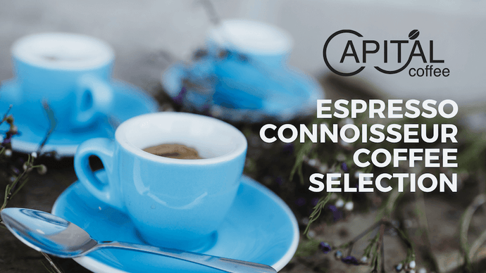 New Espresso Coffee Tasting Pack