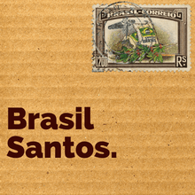 Load image into Gallery viewer, Brasil Santos Coffee Beans