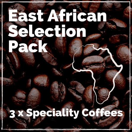 East African Coffee Selection Pack