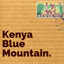 Load image into Gallery viewer, Kenyan Blue Mountain Coffee Beans