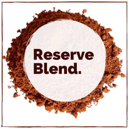 Reserve Blend Coffee