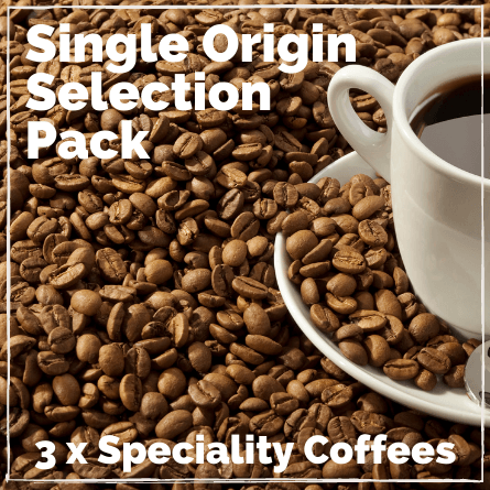 Single Origin Coffee Selection Box