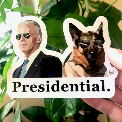 Presidential Sticker - Set of 2