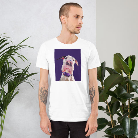 Great Dane T-Shirt – Portrait - Miss Manda Pet Portraits