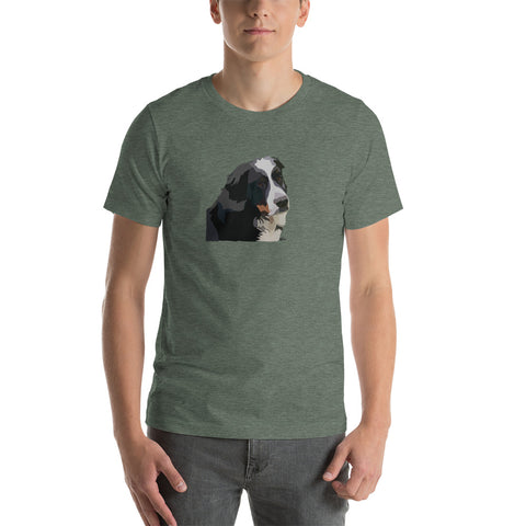 Bernese Mountain Dog T-Shirt – Color Options - Miss Manda Pet Portraits