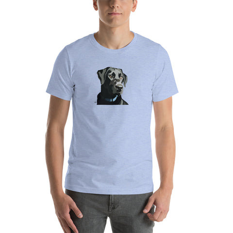 Black Lab T-Shirt – Color Options - Miss Manda Pet Portraits