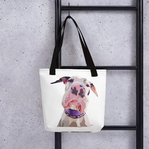 Great Dane Tote bag – Large Print - Miss Manda Pet Portraits