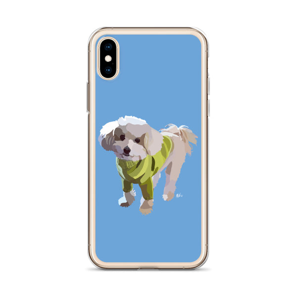 Poodle Mix iPhone Case – Standard - Miss Manda Pet Portraits