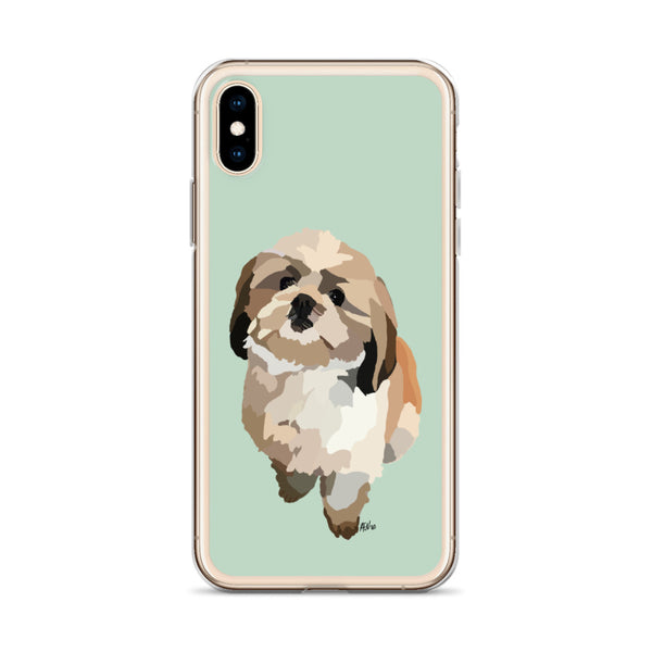 Shih Tzu iPhone Case – Standard - Miss Manda Pet Portraits