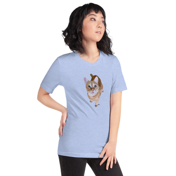 Cat Stevens T-Shirt – Color Options - Miss Manda Pet Portraits