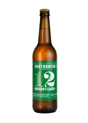 Northbound Brewery - 12 Brewers Lager