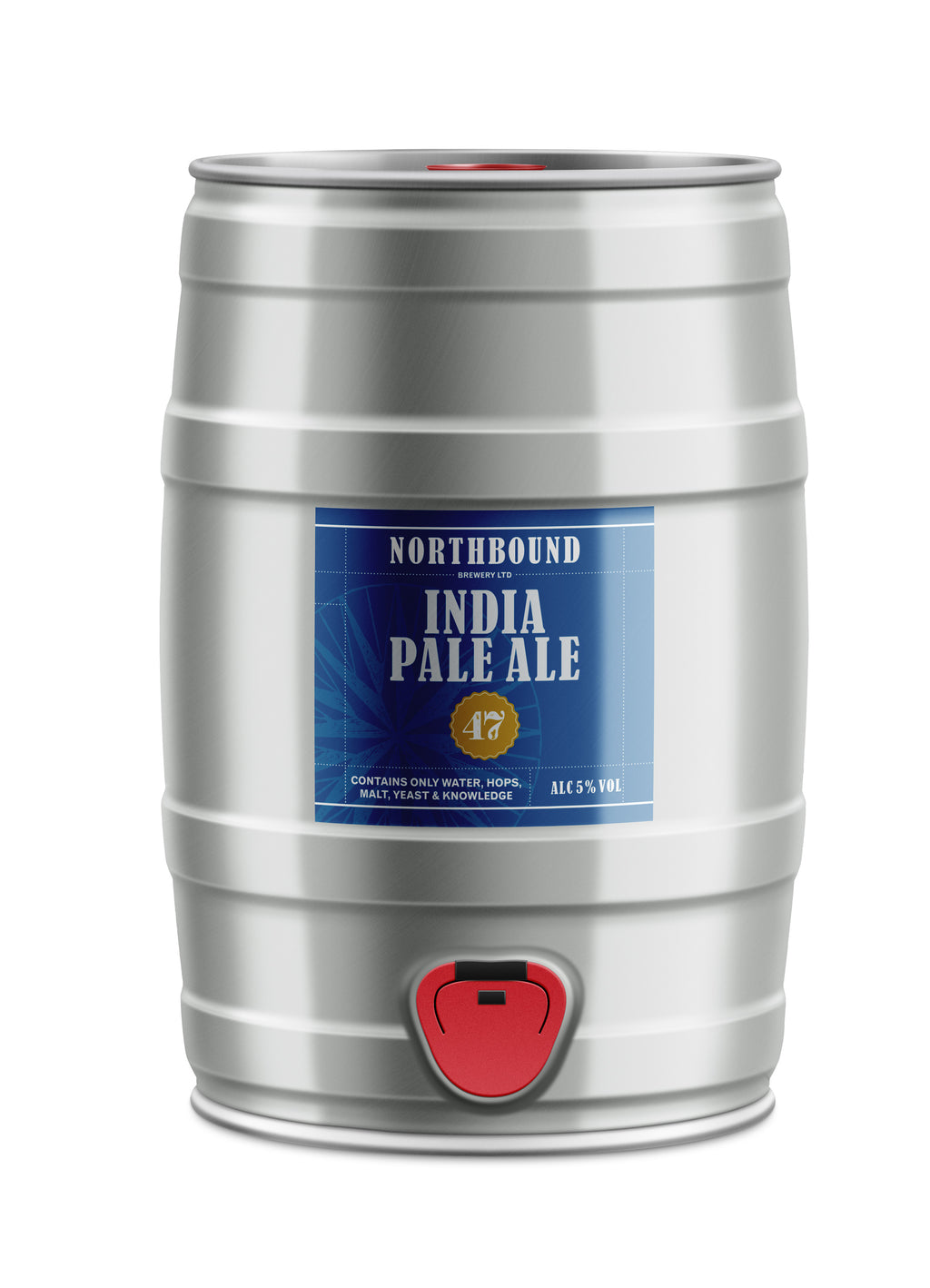 47 India Pale Ale - 5L Mini Keg