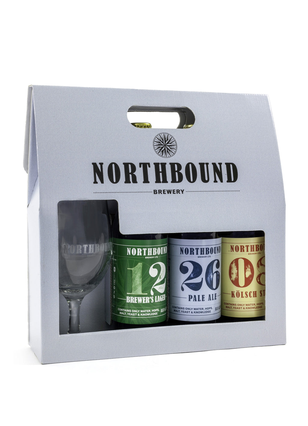 Northbound Brewery Gift Box