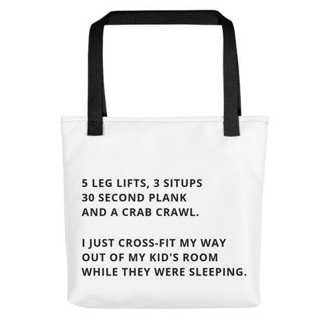 Cross-fit Tote
