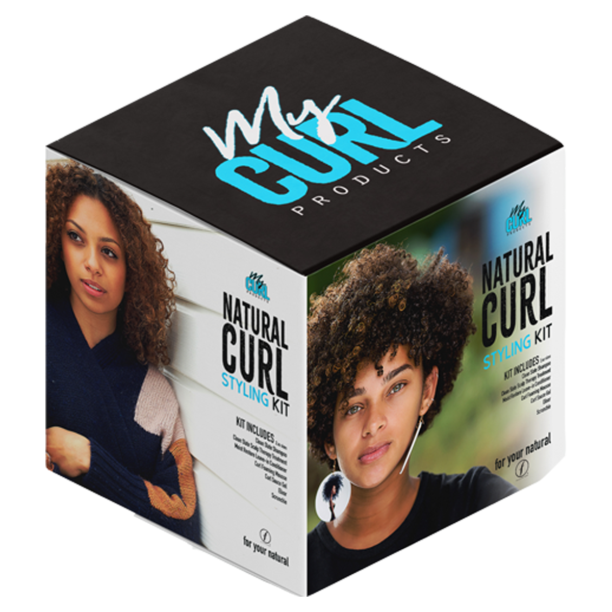 My Curl Natural Styling Kit