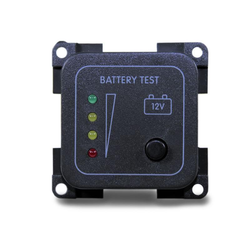 CBE Battery Test Panel