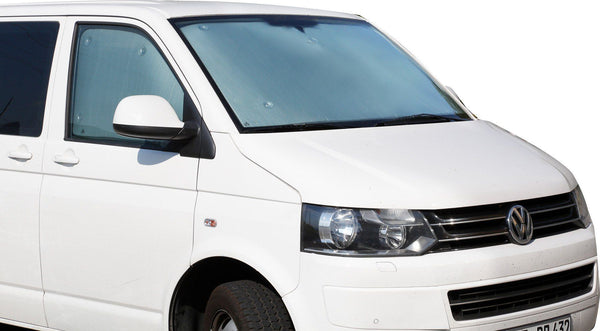 VW T6 Cab Internal Silver Screens - Climat NT Thermo Kiravans