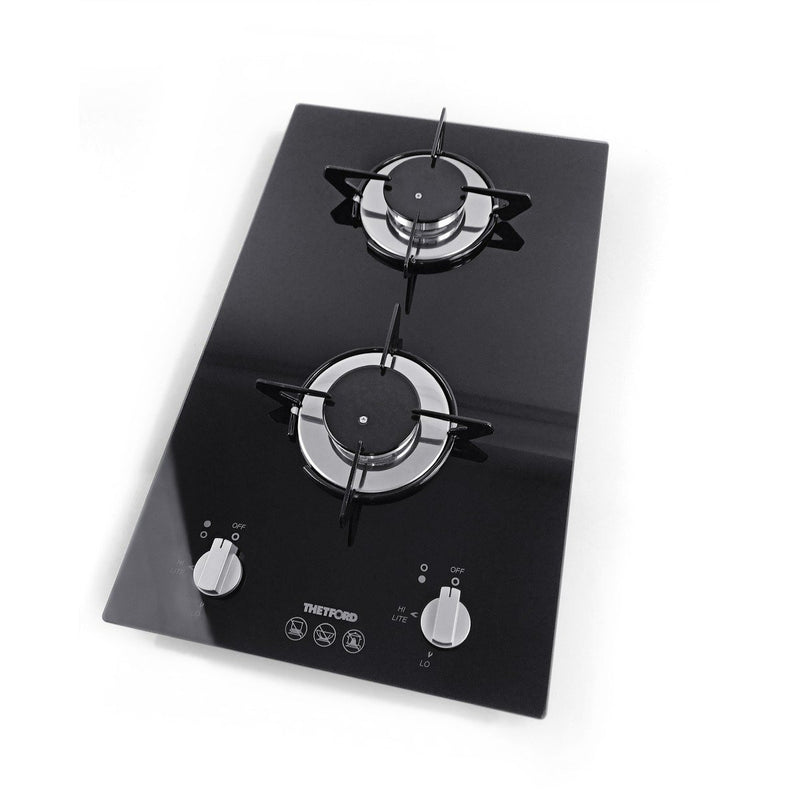 Thetford Ignition Topline 922 - 2 Burner Hob (No Ignition)