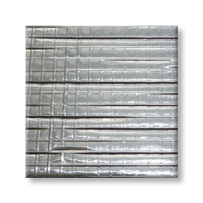 Thermal Insulation Foam - with Foil Inner Surface (Self-adhesive)