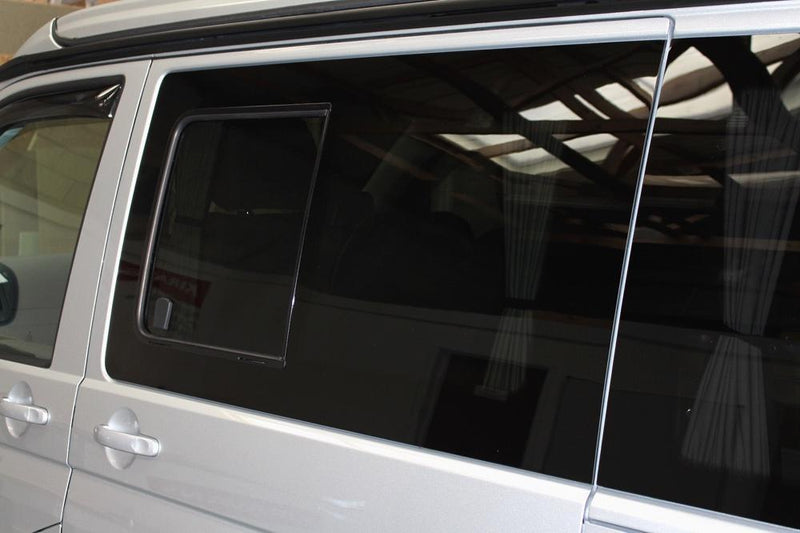 Left Opening Window (Privacy) For VW T5 / T6 - Not A Sliding Door