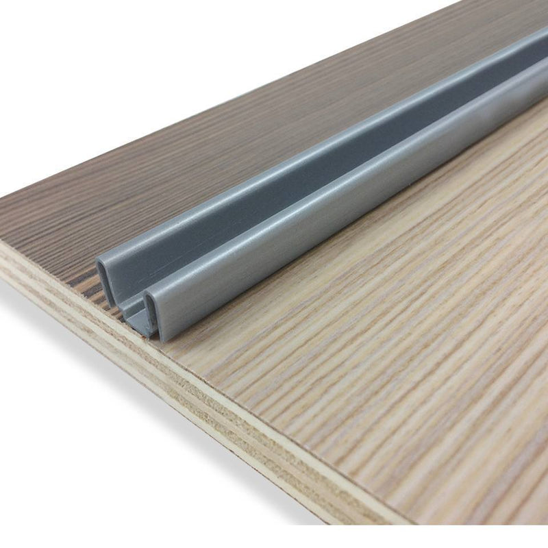 600mm Surface Mount tambour Door Rail
