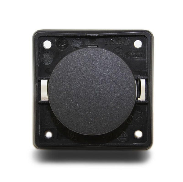 On-Off Rocker Switch - SP (Anthracite)