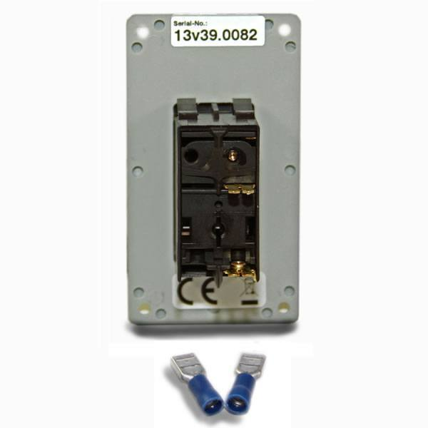 Votronic Main Switch Panel - 20 Amp (12v)