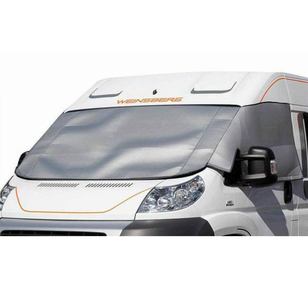 VW T5 Cab External Silver Screens - Climat XT