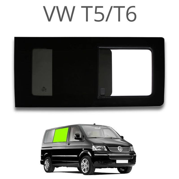 Right Opening Window (Privacy) For VW T5 / T6 - Sliding Door