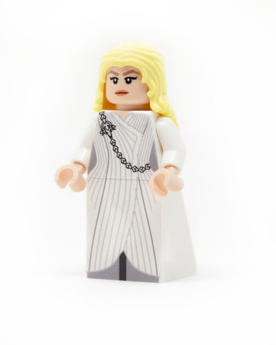 DAENERYS TARGARYEN Custom Printed on Lego Minifigure!