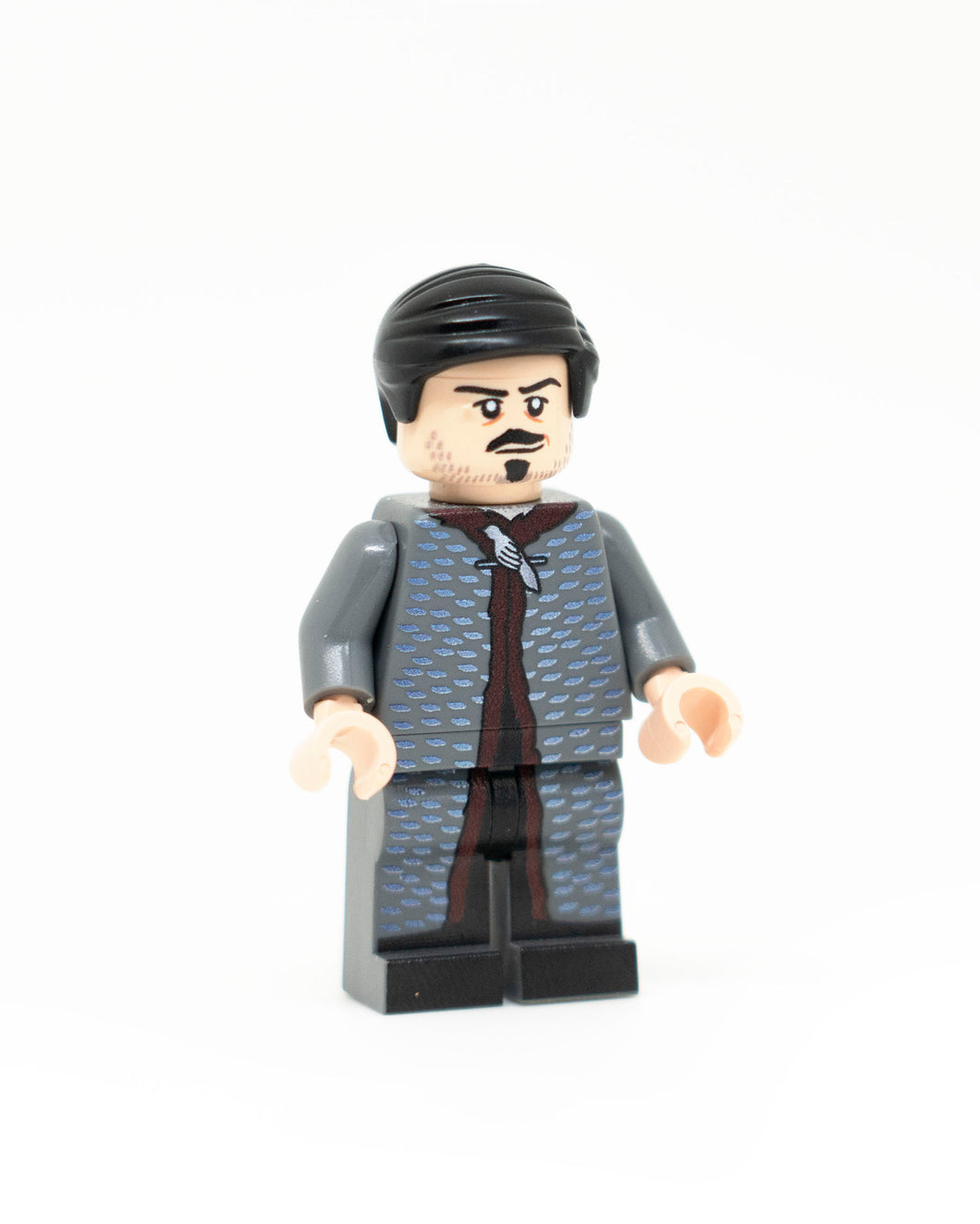 Custom Printed LEGO Littlefinger Inspired Minifigure
