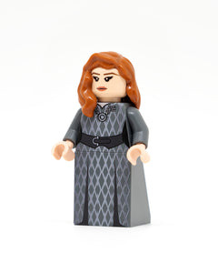 Custom Printed LEGO Sansa Inspired Minifigure