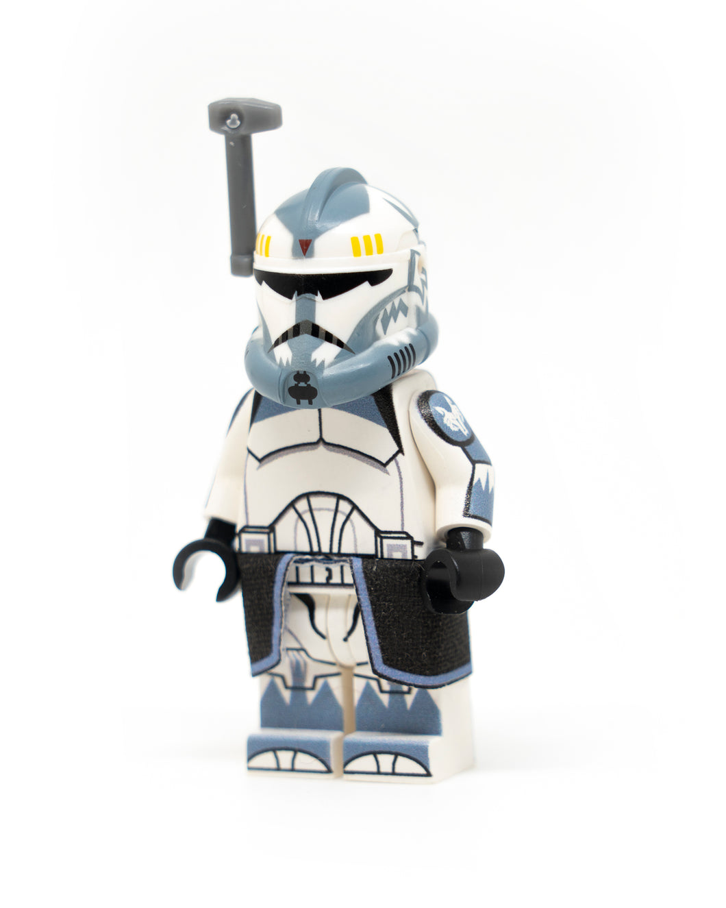 Custom Printed Clone Commander Wolffe Phase 2