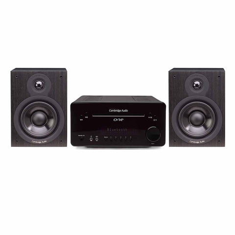 Cambridge Audio One Micro Hi-Fi System with SX50 Speakers