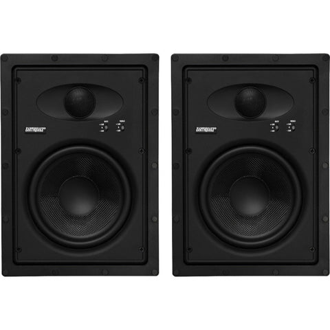 Earthquake 6.5In Edgeless In-Wall Speaker Pair