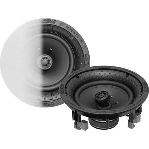 EARTHQUAKE 8 INCH INCEILING SPEAKER TWO WAY (1 PAIR) REFERENCE SERIES