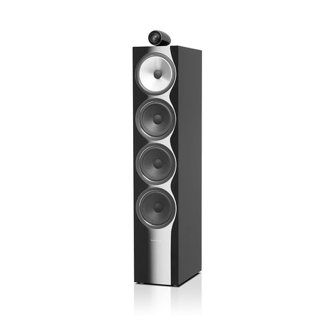 Bowers & Wilkins 702 S2 GLOSS BLACK 3-Way Floor Standing Speaker System (PAIR)