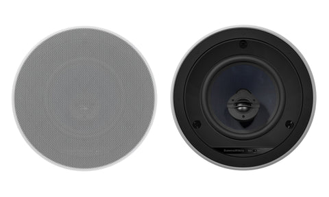 Bowers & Wilkins CCM682 200mm 2-Way In-Ceiling - Aramid fibre (Pair)